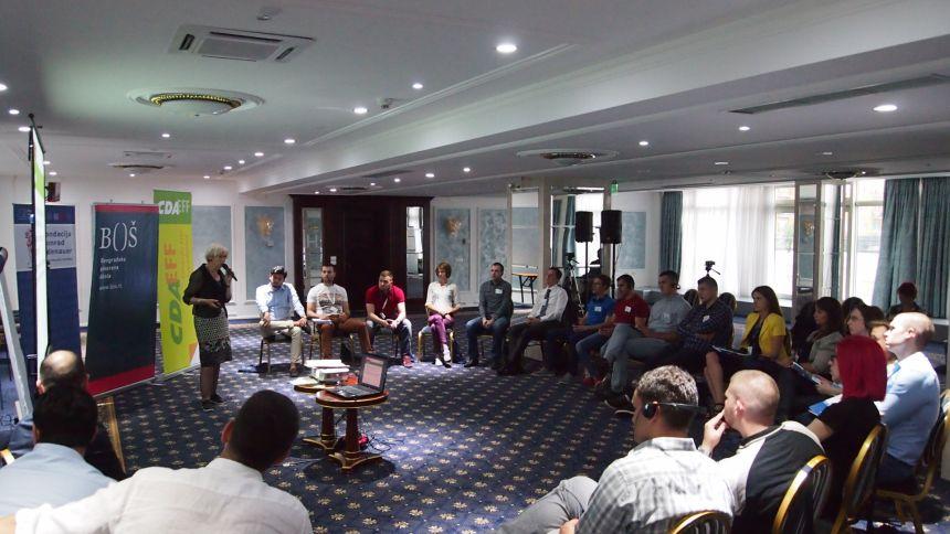 Deseta regionalna škola demokratije održana u Šapcu