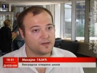 Centar za razvoj obrazovanja Beogradske otvorene škole u Dnevniku 2