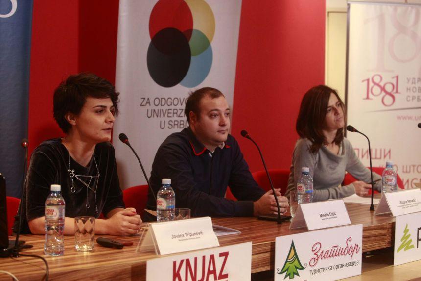(Ne) transparentni fakulteti Srbije