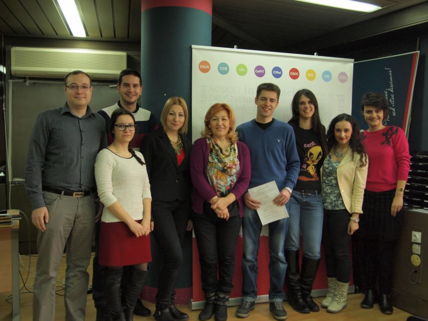 Potpisan memorandum o saradnji sa Evropskim udruženjem studenata prava u Beogradu