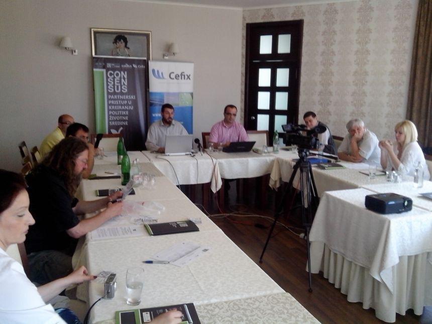 Konsultativni sastanak sa udruženjima i predstavnicima lokalne samouprave u Vršcu