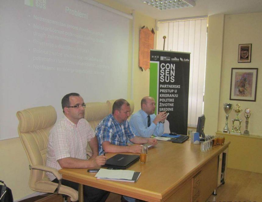 Saveti za zaštitu i unapređenje životne sredine osnovani u Paraćinu i Trsteniku
