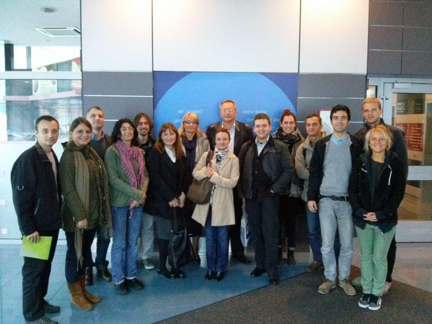 Polaznici ReEnergija obrazovnog programa u poseti Hrvatskoj