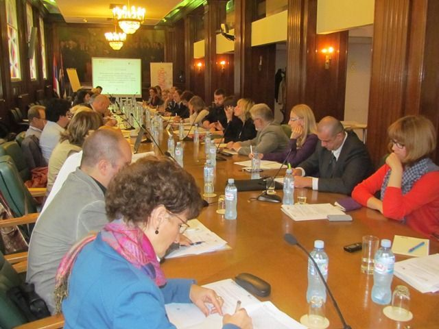 Održano zasedanje radne grupe ''Životna sredina''