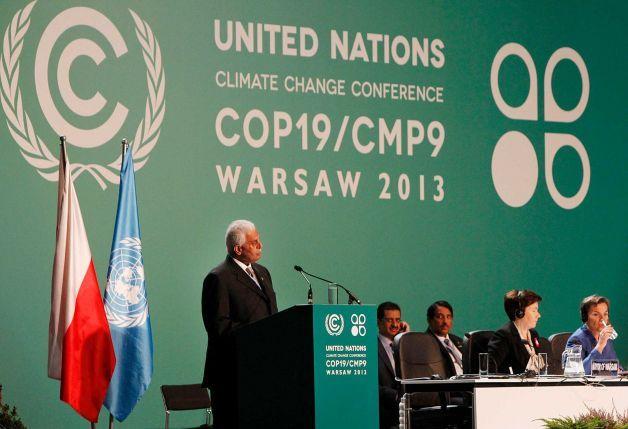 Da, mi brinemo: Izveštaj sa prvog dana Konferencije Ujedinjenih nacija o klimatskim promenama u Varšavi