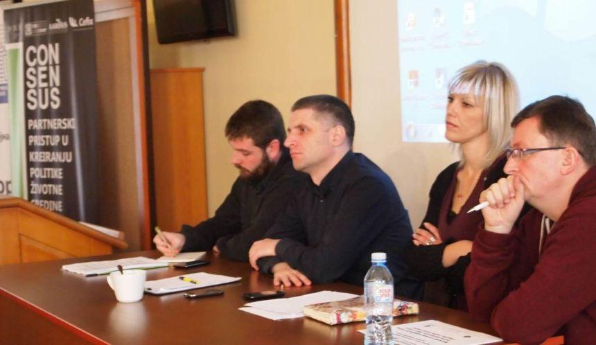Konsultativna radionica i Zeleni forum održani u Užicu