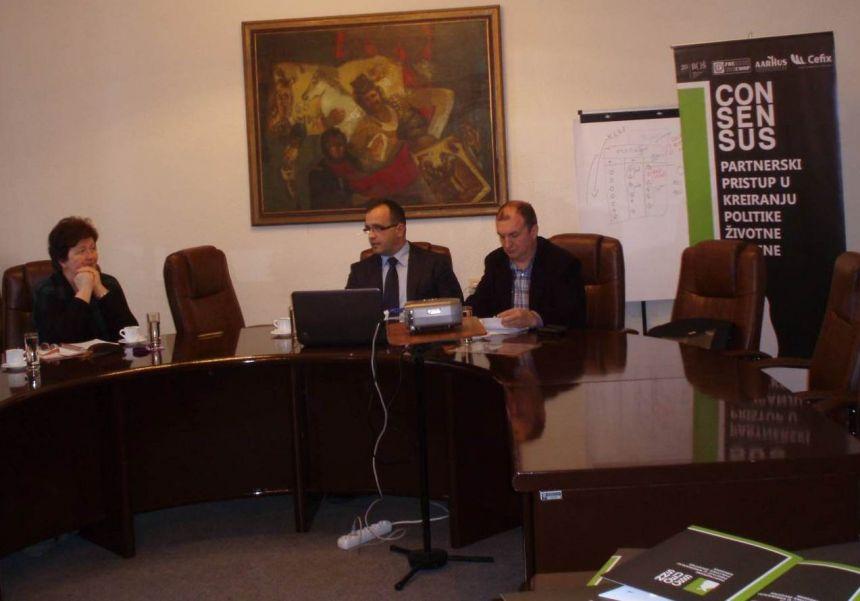 Održana obuka za članove Zelenog saveta u Opštini Trstenik