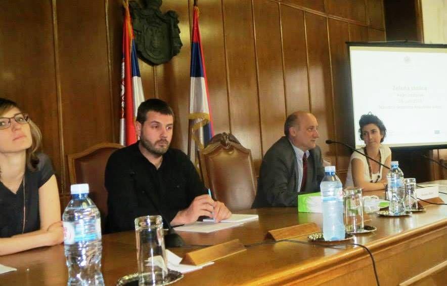 Održan sastanak članova Odbora za zaštitu životne sredine sa predstavnicima organizacija civilnog društva