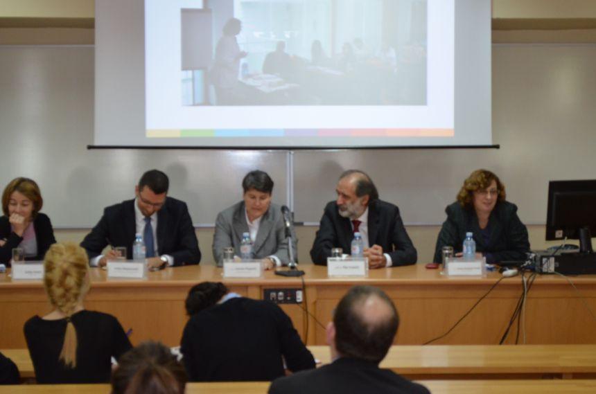 Predstavljanje projekta DEPOCEI na Fakultetu političkih nauka