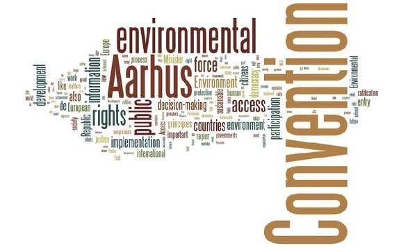 Internet predavanja o primeni Arhuske konvencije