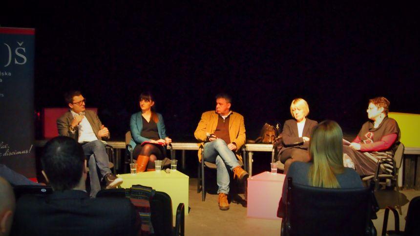 """Održana panel diskusija """"Izgubljeni u pregovorima"""""""