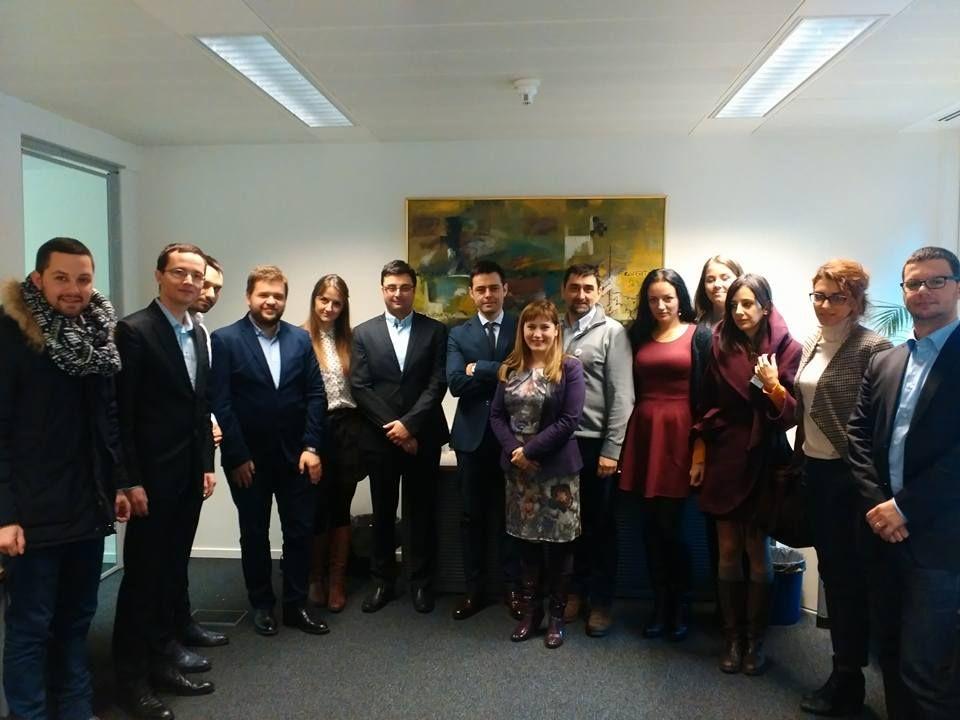 """U Briselu predstavljeni nalazi istraživanja u okviru projekta """"Partnerstvo za razvoj"""""""
