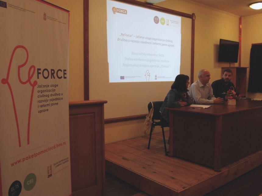 Konsultativni sastanak u okviru Programa podrške udruženjima kroz dodelu malih grantova održan na Zlatiboru