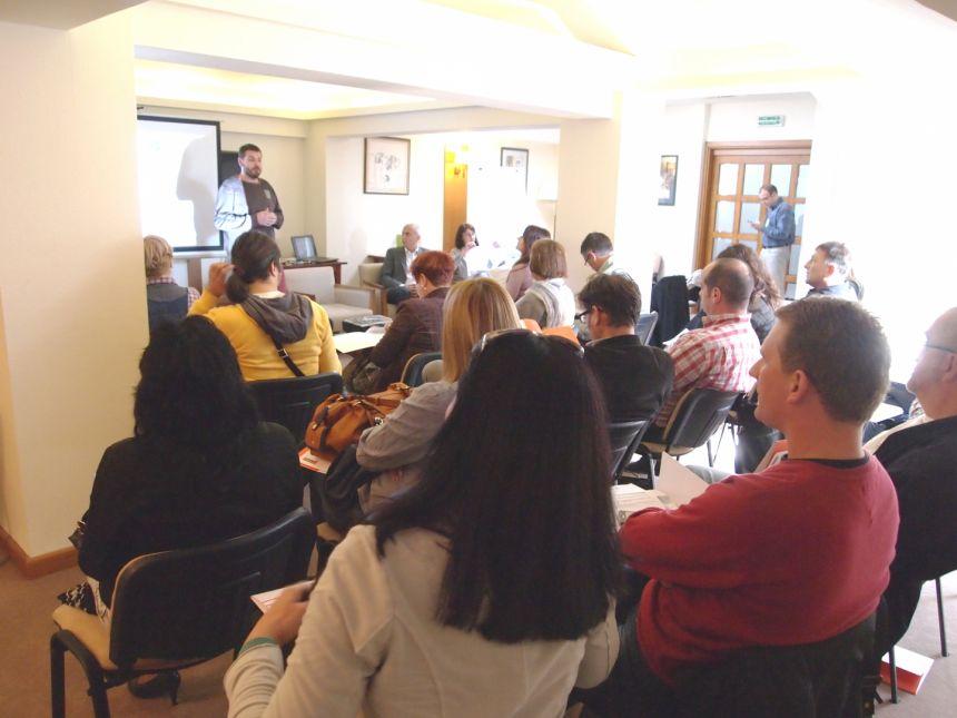 """Na Zlatiboru održan trening """"Partnerstvo javnog i civilnog sektora u kreiranju lokalnih razvojnih politika"""" u okviru projekta """"ReForce"""""""