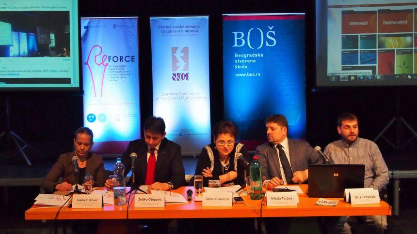 Saradnja sa civilnim društvom ključna za razvoj lokala