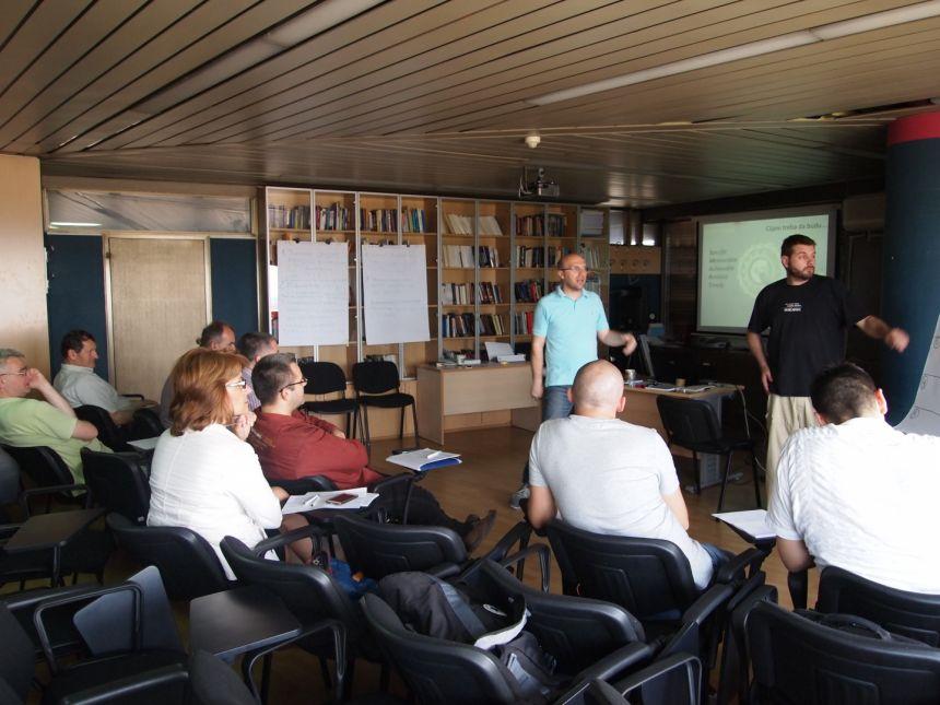 """Obuka u okviru inicijative """"ReEnergija"""" održana u Beogradu"""