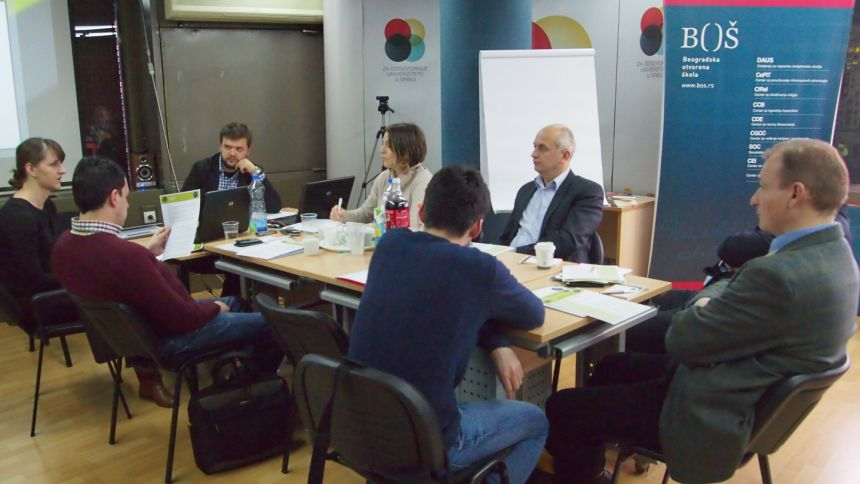 U susretu principu partnerstva u politici regionalnog razvoja u Srbiji