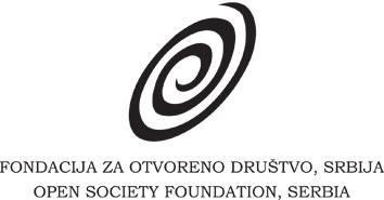Fondacija za otvoreno društvo, Srbija