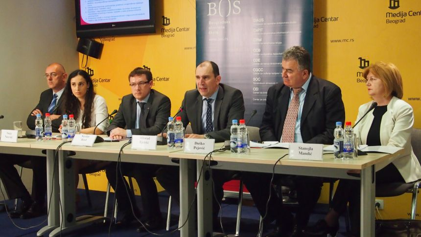 BOS presented policy recommendations for advancing of proactive transparency of state authorities