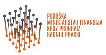 Podrška Ministarstvu finansija kroz program radnih praksi