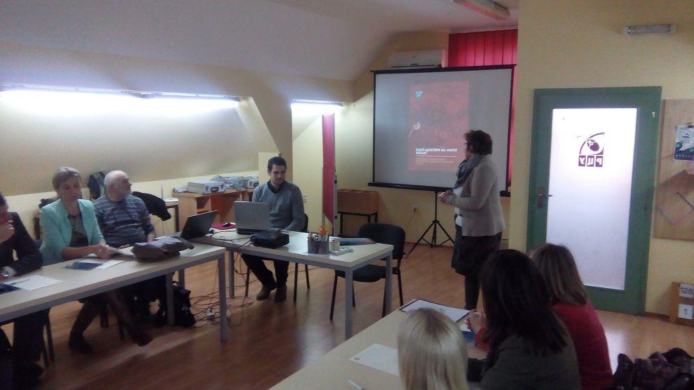 Diskusioni forum o kvalitetnim stručnim praksama u Užicu