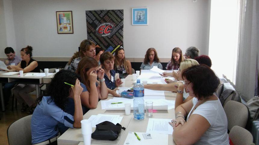 Obuka o karijernom vođenju i savetovanju u srednjim školama održana u Kruševcu