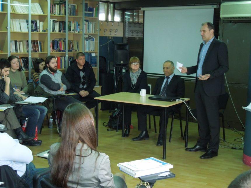 """Obrazovni program """"Edukacija kroz kulturu sećanja – studije Holokausta u Srbiji"""""""