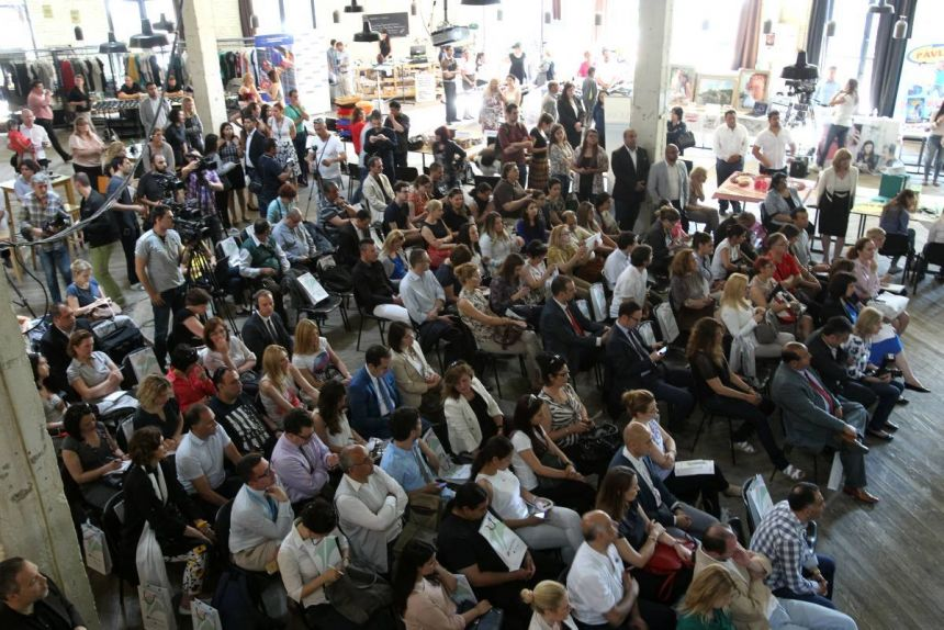Belgrade Open School took a part in Conference on the Roma empoyment