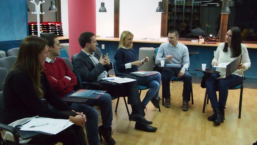 CEU Alumni Chapter in Serbia got new leaders