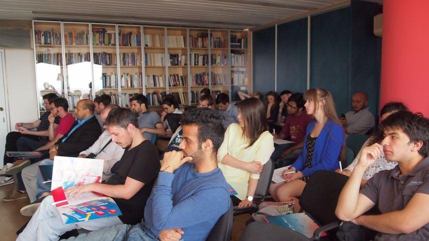 Get together susret sadašnjih studenata i alumni mreže Centralno evropskog univerziteta
