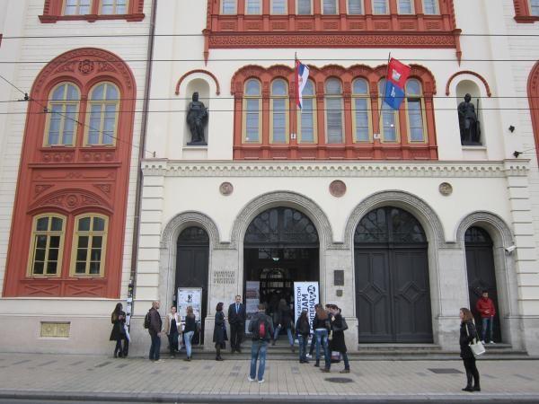 BOŠ na Sajmu stipendija Beogradskog univerziteta