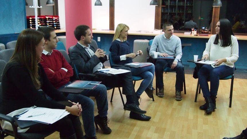 Predstavljen novi tim CEU Alumni kluba u Srbiji