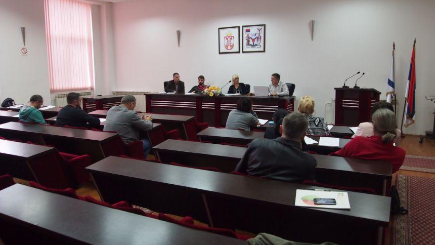 Tri nova Zelena saveta u opštinama Arilje, Bajina Bašta i Nova Varoš