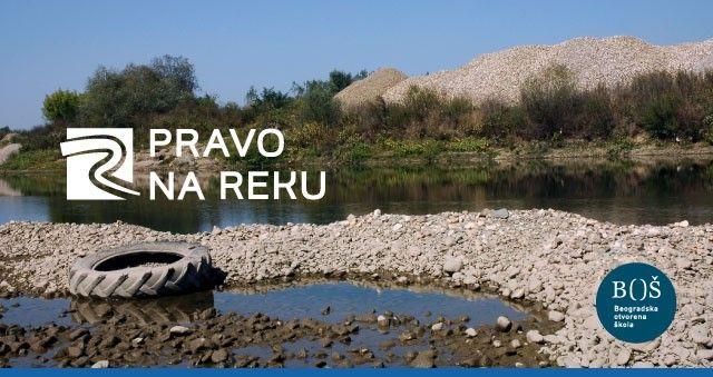 """Otvorena izložba fotografija """"Pravo na reku"""""""