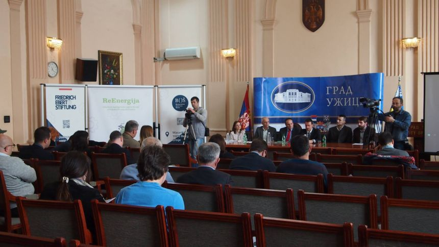 Partnerstvo javnog i civilnog sektora u uspostavljanju sistema energetskog menadžmenta u lokalnim zajednicama