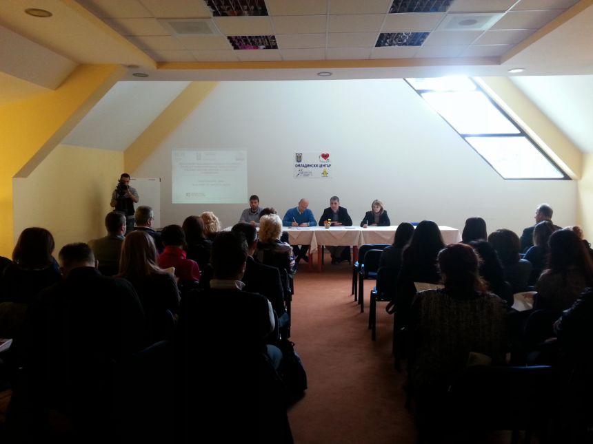 """Održana konferencija """"Zeleni savet kao institucionalni mehanizam za delotvorno kreiranje i sprovođenje politike životne sredine u lokalnim zajednicama""""."""